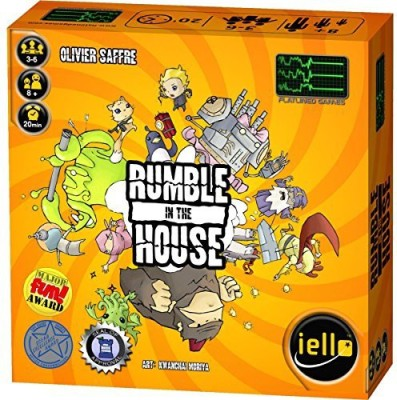 IELLO Rumble In The House Board Game