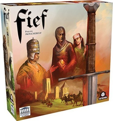 Academy Games Fief France 1429 Board Game