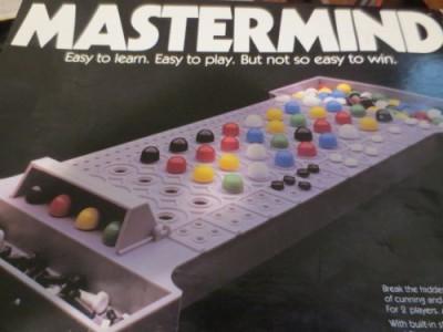 Pressman Toy 1981 Mastermind Break The Hidden Code In This Of Cunning Board Game