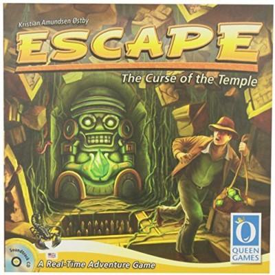 Queen Games Escape Board Game