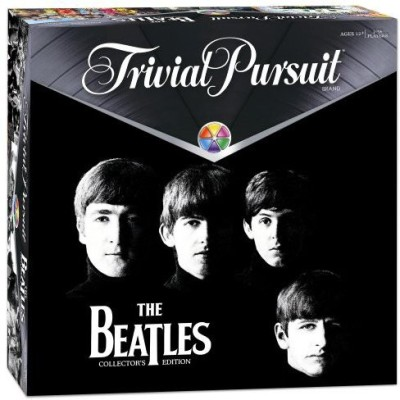 USAopoly The Beatles Trivial Pursuit Board Game