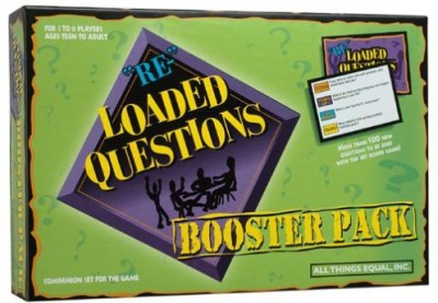 All Things Equal, Inc. Reloaded Questions Booster Pack (2002 Edition) Board Game