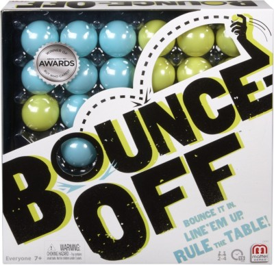 Mattel Games Bounce Off Board Game