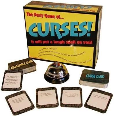 Worldwise Imports Curses Board Game