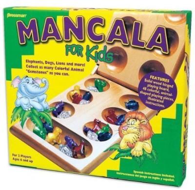 Pressman Toy Mancala For Kids Board Game