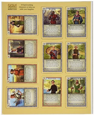 Mayfair Games Catan Scenarios Helpers Of Catan Board Game