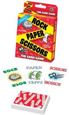 Jax Rock Paper Scissors Board Game