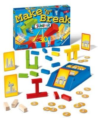 Ravensburger Make N Break Junior Children,S Board Game