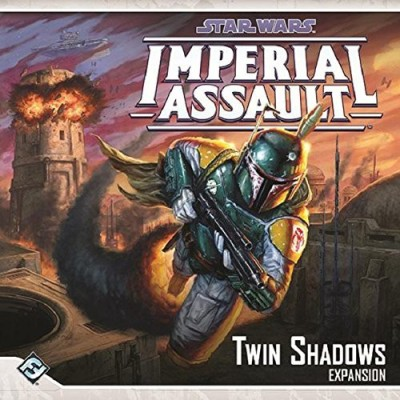 Fantasy Flight Games Imperial Assault Twin Shadows Expansion Board Game