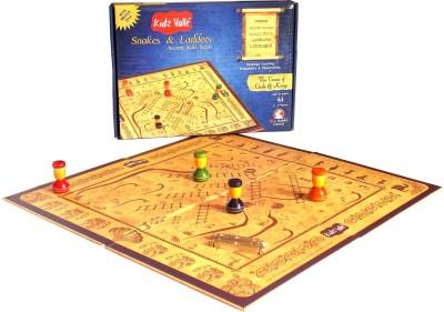Kidz Valle Paramapadam Sopanam, Snakes & Ladders, Haavu Eni Aata , Moksha Pata, Indian Traditional Board Game