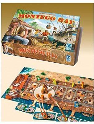 Queen Games Montego Bay Board Game