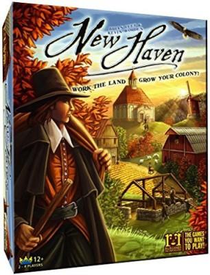 R&L R&Rnew Haven Board Game