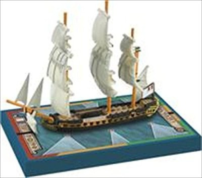 Ares Games Sails Of Glory Ship Pack Carmagnole 1793 Board Game