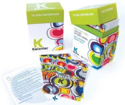 Cafe 6 Kwizniac Board Game