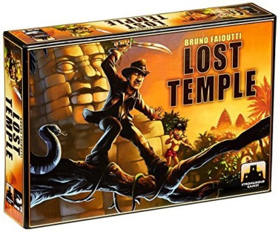 Stronghold Games Lost Temple Board Game