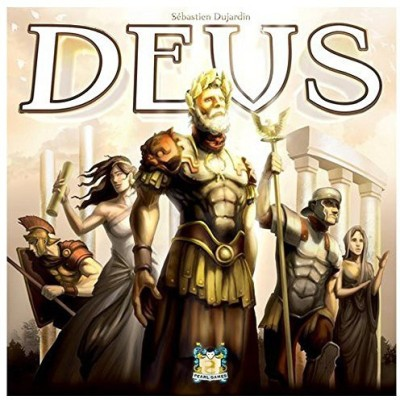 Asmodee Deus Board Game