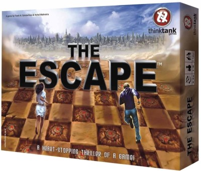 Think Tank Games The Escape Board Game