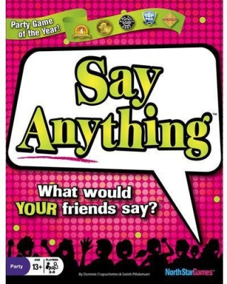 North Star Games Say Anything Board Game