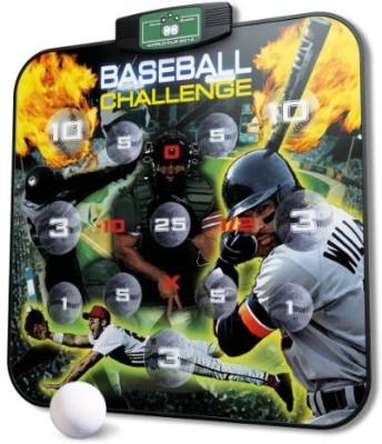 Diggin Baseball Challenge Indoor Baseball Board Game
