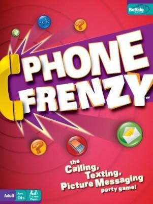 Buffalo Games Phone Frenzy Board Game