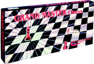 Shree Creations Grand Master Mega Chess Set Board Game