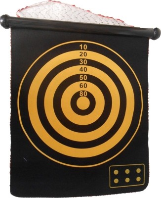 VTC Rolling Dart Board with two sides - Medium Board Game