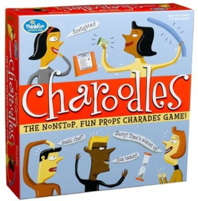 Think Fun charoodles Board Game
