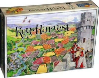 Rio Grande Games Key Harvest Board Game