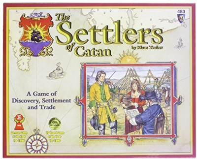 Mayfair Games Mayfair The Settlers Of Catan Board Game