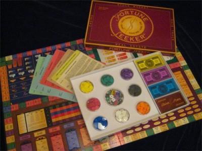 Fortune Seekers Fortune Seeker Board Game