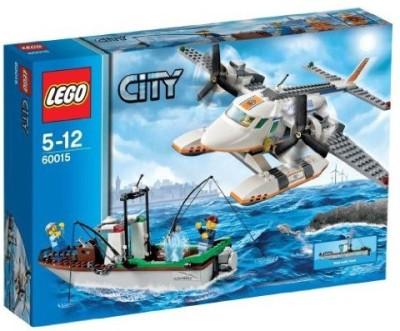 Lego City Coast Guard Plane (60015) Board Game