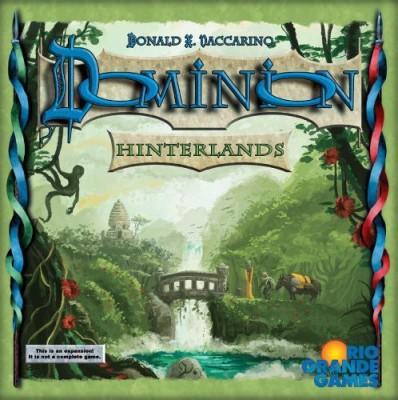 Rio Grande Games dominion hinterlands Board Game