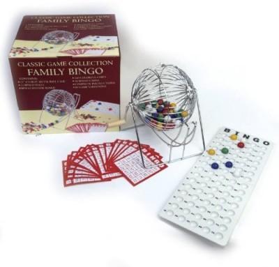 John N. Hansen Travel Bingo Board Game