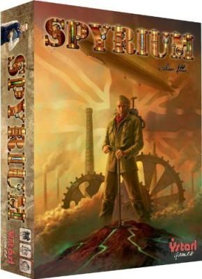 Asmodee Spyrium Board Game