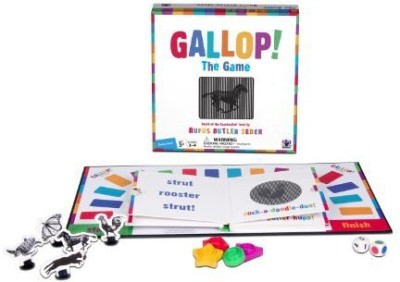 Discovery Bay Games Gallop The Board Game
