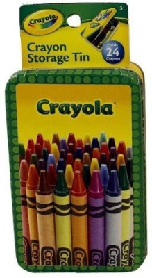 The tin box company Small Crayola Tin Box Board Game