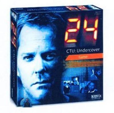 Briarpatch 24 Ctu Undercover Board Game