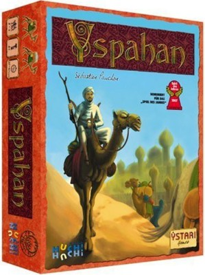 Rio Grande Games Yspahan Board Game