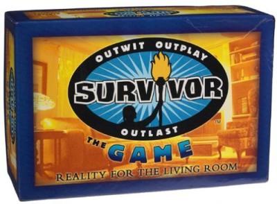 Rumba Games Survivor The Board Game