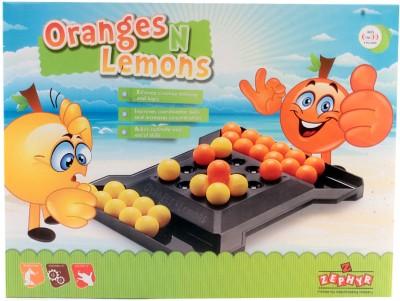Zephyr Oranges n Lemons Board Game