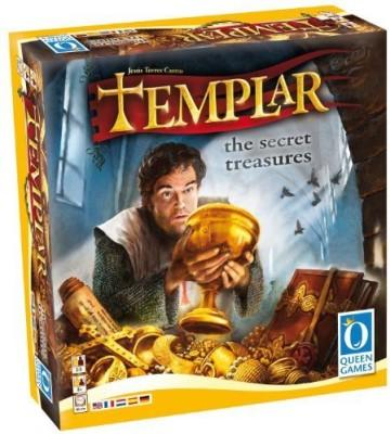 Queen Games Templar Board Game