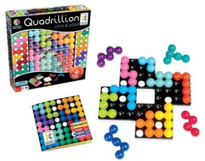 SmartGames quadrillion Board Game
