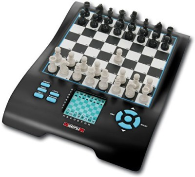 Millenium Millennium Europe Ii Chess Master Multi And Chess Computer Board Game