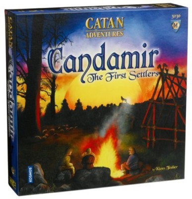 Mayfair Games Candamir The First Settlers Board Game