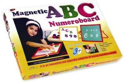 Promobid Abc Number Board Board Game