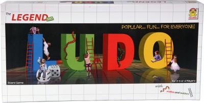 Techno The Legend Ludo 360 Board Game