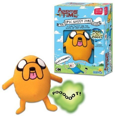 Adventure Time The Epic Gassy Jake Board Game