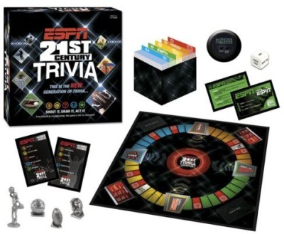 USAopoly Espn 21St Century Trivia Board Game