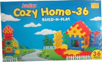 Suraj Toys Cozyhome36 Board Game