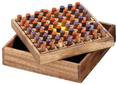 Monkey Pod Games Wooden Othello (55